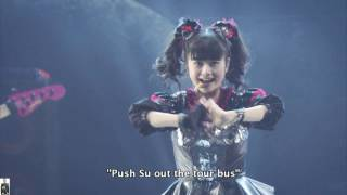 BABYMENTAL GJ! - Dance moves inspiration. Yui and Moa explain where...