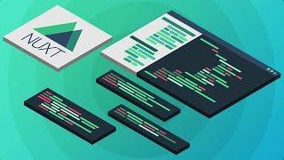 Разработка веб-приложений на Nuxt.js [GeekBrains]