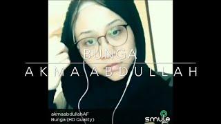 Gambar cover Bunga (Ara Johari) - Cover by Akma Abdullah
