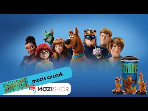 youtube filmek - Scooby! - magyar szinkronos előzetes #2 / Animáció