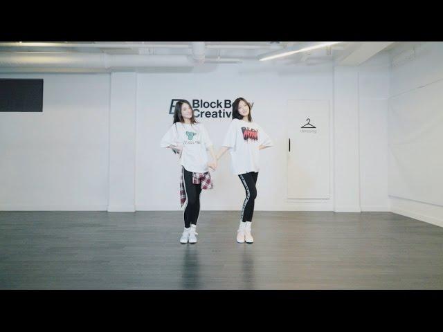 """이달의 소녀/희진&현진 (LOONA/HeeJin&HyunJin) """"I'll Be There"""" Choreography Practice"""