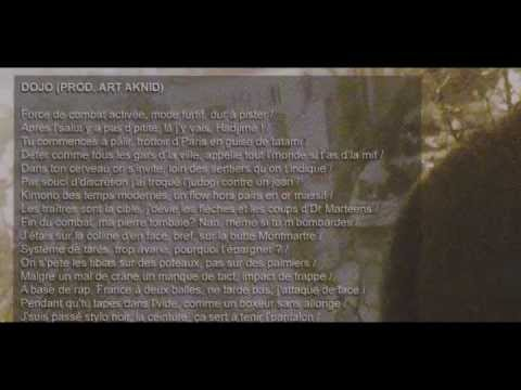 Hugo tsr dojo prod art 39 aknid lyrics paroles youtube for Tsr crew fenetre sur rue