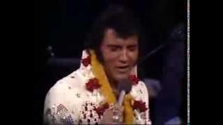 Elvis Presley Live In Hawaii 1973 Singing Hound Dog. Sorry people,s...