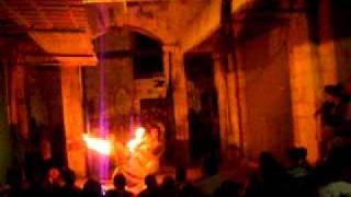 Fire Acrobatics~Jerusalem, Old City
