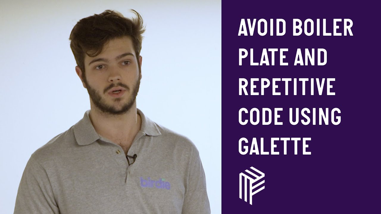 Avoid Boilerplate and Repetitive Code in React Native using Galette - React  Native - November 2018