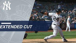 Extended Cut of Gary Sanchez's walkoff homer