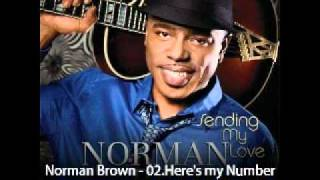 Norman Brown - 02.Here's My Number