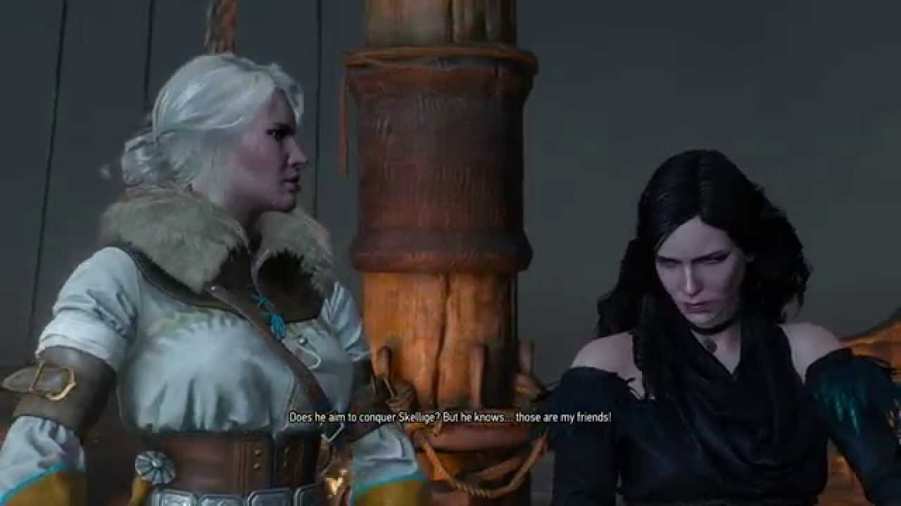 yen and triss relationship how to make it work