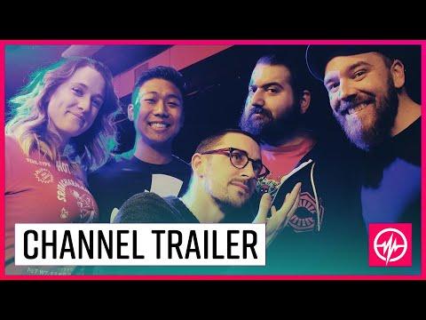 Nerd On! TV Channel Trailer