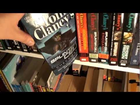 Tom Clancy Novel/Book Collection (OLD)
