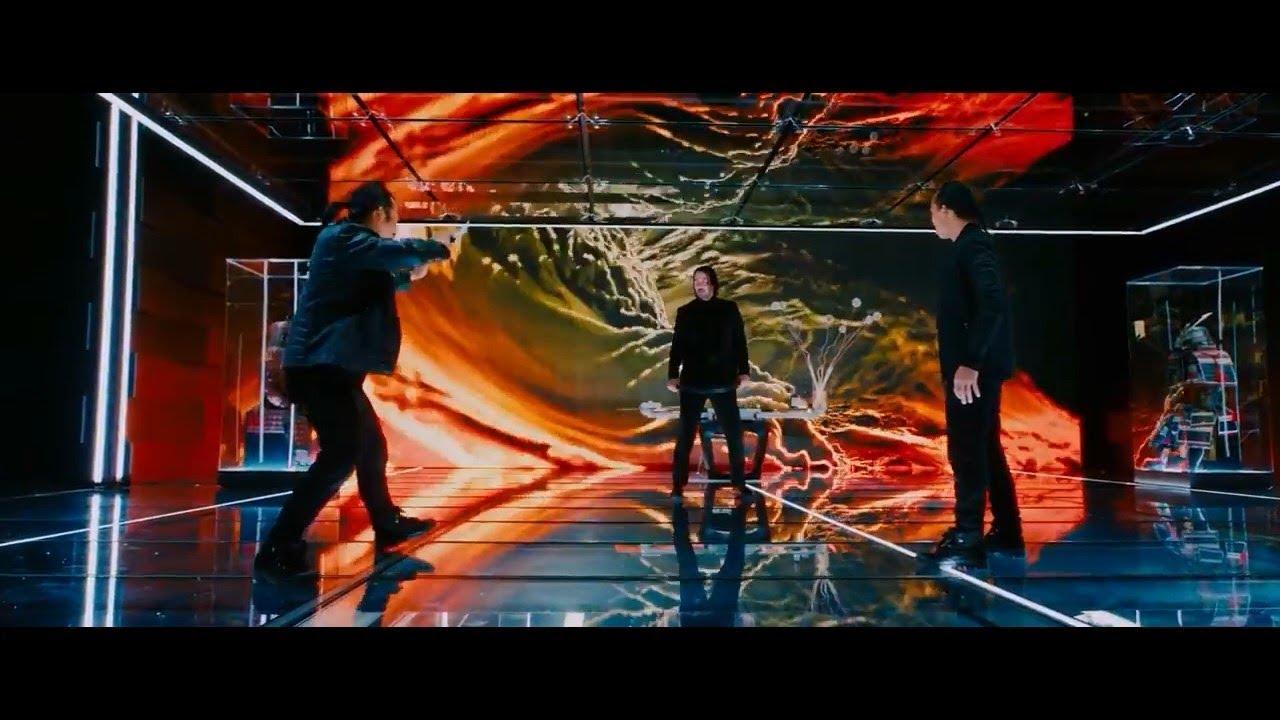 Download John Wick 3: Parabellum   John Wick VS Cecep Arif Rahman & Yayan Ruhian)
