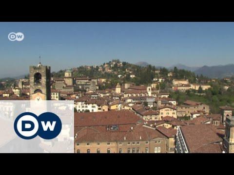 Bergamo: Die Perle in Norditalien | DW Deutsch