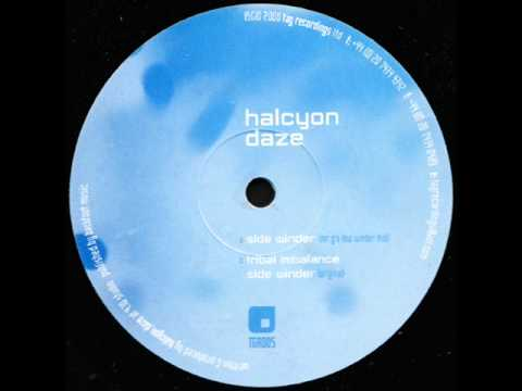 Halcyon Daze (Colin McBean, Mr. G) - Side Winder - Side Winder EP - Tag Records - 2000