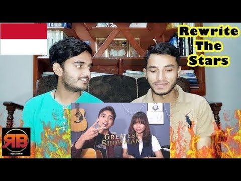 Foreigner Reacts To: Rewrite The Stars (OST. The Greatest Showman) COVER | Zac Efron | Zendaya
