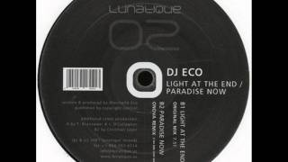 DJ Eco - Light at the End (Thomas Bronzwaer & John O
