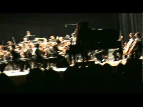 Viviana Lasaracina plays Prokofiev Concerto op. 26 n. 3 (1° Movimento)