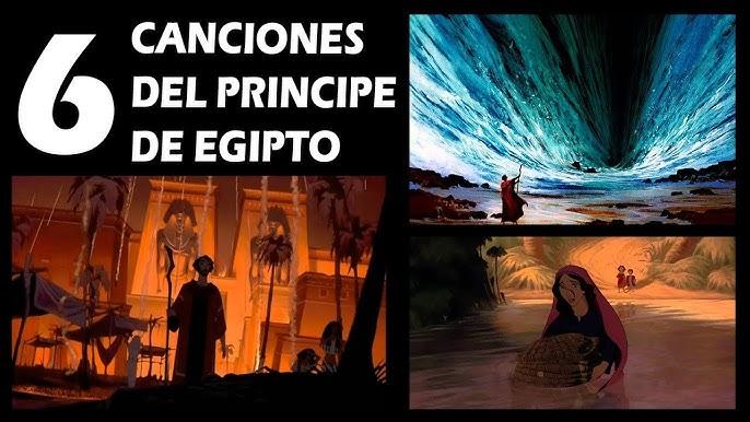 Top 6 De Las Mejores Canciones De El Príncipe De Egipto Youtube