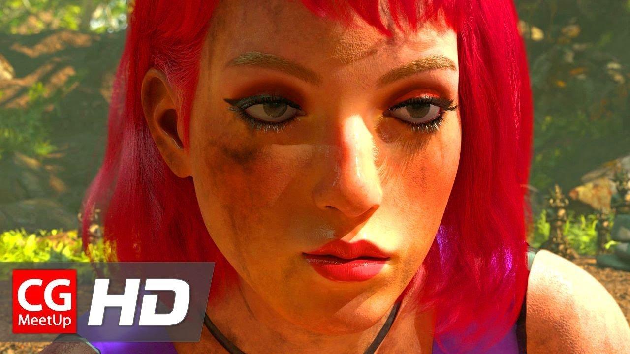 "CGI Animated Short Film: ""Radiate"" by Radiate Team | CGMeetup"