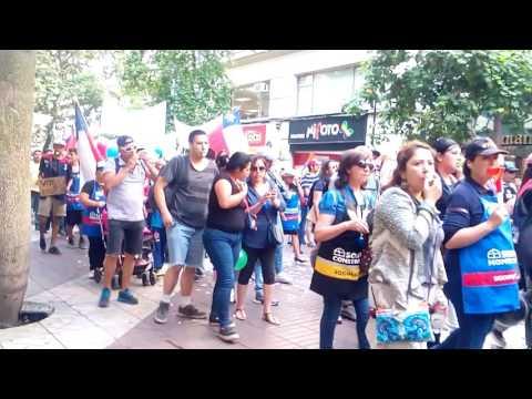 Strike @ Santiago, Chile