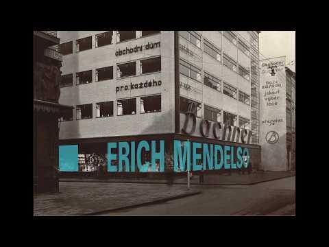 Prezentace -- Erich Mendelsohn / 80 let od vzniku OD Bachner