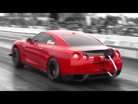 This is Why We Love the Nissan GT-R