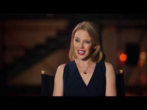 San Andreas Official Movie Interview - Kylie Minogue