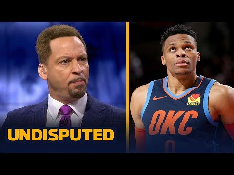 Chris Broussard has no issues with Russell Westbrook's comments at exit interview | NBA | UNDISPUTED