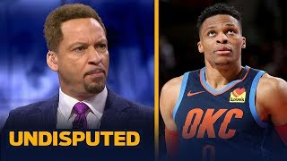 Download Chris Broussard has no issues with Russell Westbrook's comments at exit interview   NBA   UNDISPUTED Mp3 and Videos