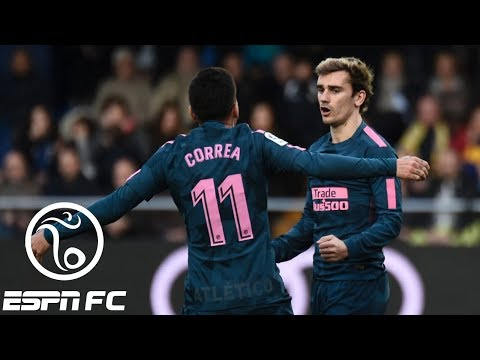 Is Antoine Griezmann one of the three best players in the world? | ESPN FC