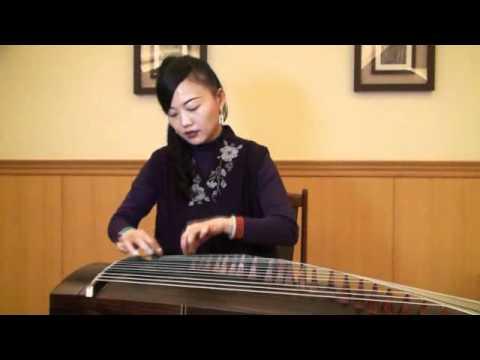 古箏-大長今-吳語宸唱-Guzheng - YouTube