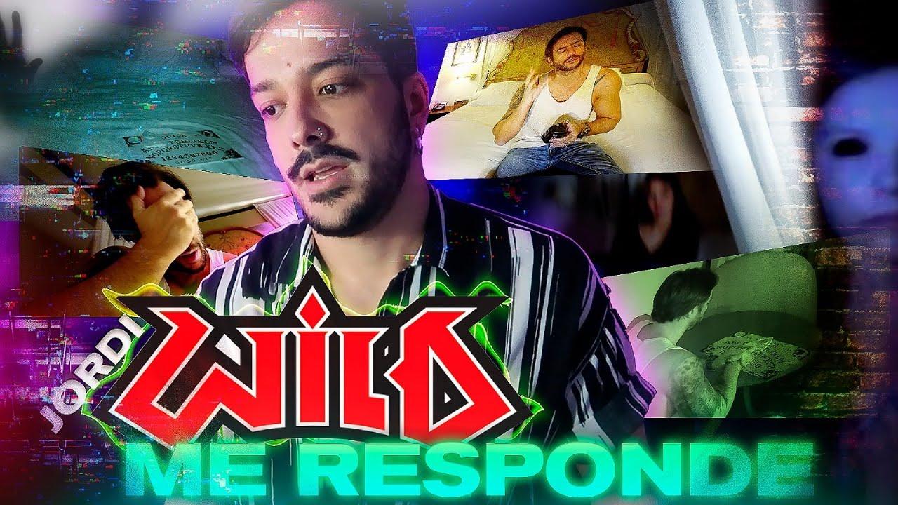 Jordi Wild ME RESPONDE sobre SU VÍDEO PARANORMAL del Parador de Cardona.