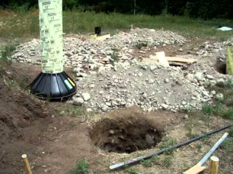 Digging A Hole For A Bigfoot Youtube