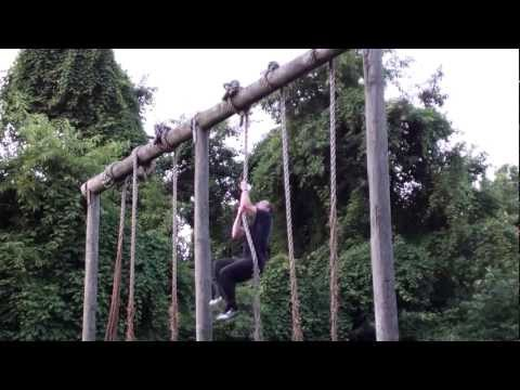 Robert G. Hoover - American Ninja Warrior 2013 Submission Video