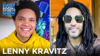 "Lenny Kravitz - Healing from His Past Through ""Let Love Rule"" 