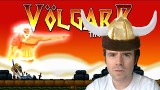 VOLGARR THE VIKING: Gameplay en español - JUEGO SUPER DIFICIL!