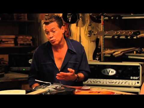 Eddie Van Halen - Wolfgang Guitar Series