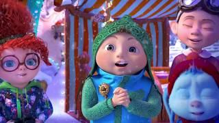 Джинглики Большой сборник 6 серий подряд (2 час) - Мультфильм для детей