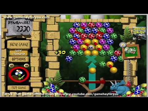 Play game Dynomite - Tải và chơi game Khủng Long Bắn Bóng trên máy tính