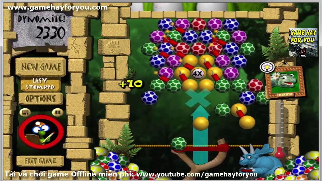 Play game Dynomite – Tải và chơi game Khủng Long Bắn Bóng trên máy tính