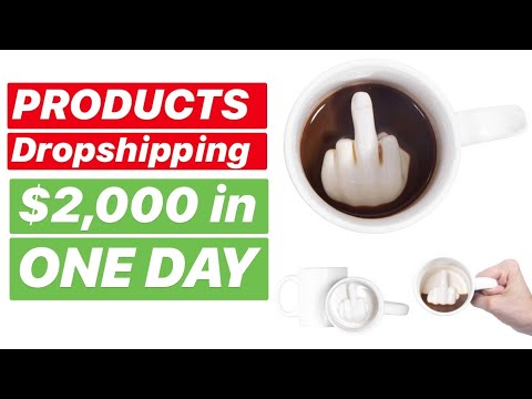 BEST Products To SELL ONLINE Dropshipping (Aliexpress REVEAL Link) thumbnail