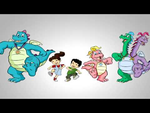 Dragon Tales - Theme Song [HD]