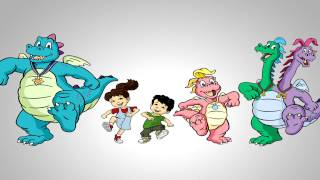 Dragon Tales - Theme Song [HD]