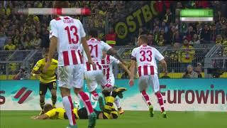 Andriy Yarmolenko vs Köln (Home) | BL 2017/18
