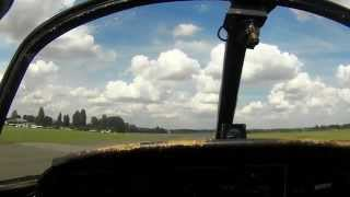 My solo flight in Jet Provost