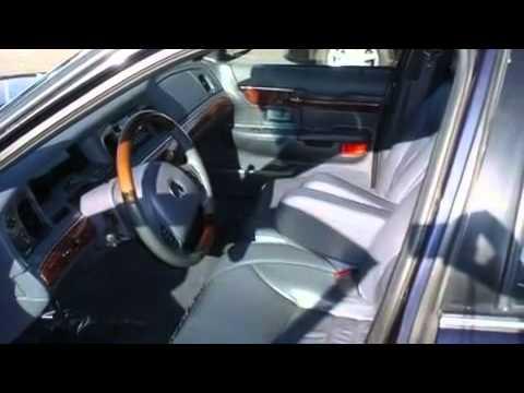 2002 MERCURY GRAND MARQUIS Sherman TX