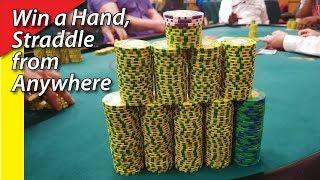 Poker Vlog 25: Winner Must Straddle