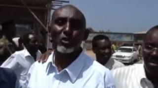 Protesters against Dahabshiil Violations of Somaliland