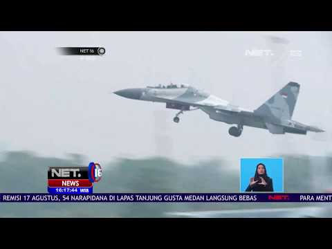 Atraksi Flypast TNI AU - Net 16