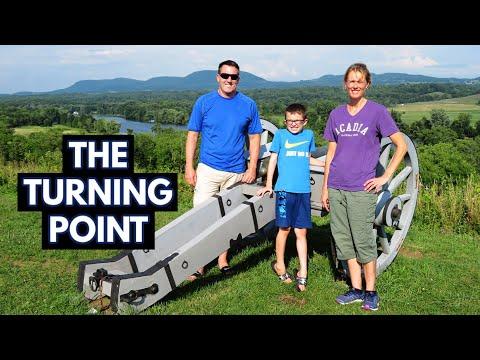 Saratoga National Historical Park - Quick History Lesson