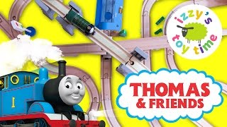 Thomas and Friends NEW TRAINS! Gordon, Thomas and More! Toy Trains Video for Kids